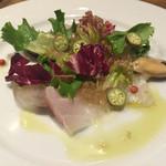神田バル - 魚介類のメリメロ