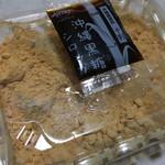 松福堂正一 - 料理写真:わらび餅