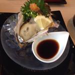 日本酒スローフード 方舟 - 生かき