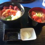 53844985 - 海鮮丼1200円