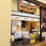井村たい焼き堂 - お店外観