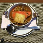 お宿 浜田館 - ビスク風スープ