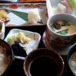 石水 - お好み膳 焼魚 1050円