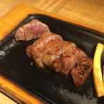 53850435 - 【和牛みそ漬け鉄板】(980円税抜)