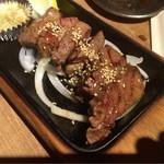 53850436 - 【厚切り牛タン塩】(950円税抜)