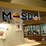 MOSDO! - 第1ターミナル 2F 国内線出発フロアー(JAL側)