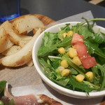 MIX 'n' MATCH CAFE - ポテト&サラダ