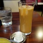 カナピナ - (2016/6月)ランチのアイスチャイ