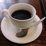 53851311 - ランチのセットドリンク(にない筈)で、ホットコーヒー