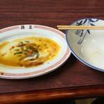 鶏泉 - 完食&大満足(笑)