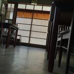 鶏泉 - 店内①