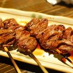 鶏人 - 心串