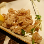 鶏人 - 軟骨の唐揚げ