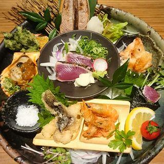 駱駝別邸の小皿鉢