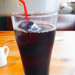 ベイビーキングキッチン - アイスコーヒー   ¥450