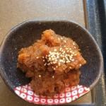 Unimurakami - 食べログクーポンでプレゼントのうにの佃煮