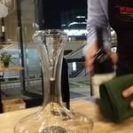 イタリアン バール ラ ファミーリア - 【H28.6.30】ポッジョ・アイ・メルリ '03。