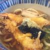 はし杭 - 料理写真:天ぷらうどん