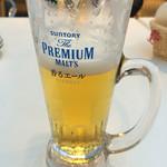 銀座スカイビアテラス - 香るエールビール