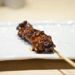 志そ鳥 - 料理写真:心のこり(はつ元)