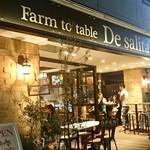ファーム トゥー テーブル デ サリータ -
