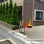 53874002 - 芥川龍之介の住居跡地に建つ集合住宅('16/07/10)