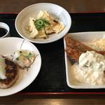 ずんべら屋 - 選べる3種定食