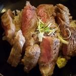 53875544 - ステーキ丼