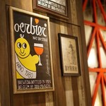 53879216 - 醸造所やこの店舗に住み着くといわれる酵母が店名の由来とのこと。見慣れるとなかなかかわいい。