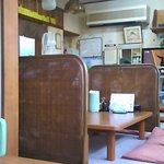 幸利屋 - 小上がり席が基本
