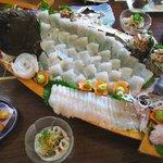 民宿たかはし - 料理写真:舟盛り