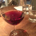 THE DAY FOOD LAB - グラスワインもこだわってる感じです。