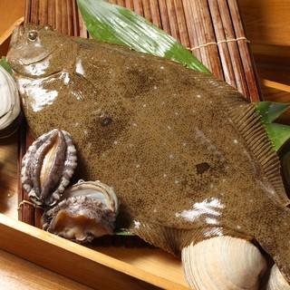 遠州、三河を中心とした新鮮な魚介類!