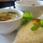 ニャーヴェトナム・プルミエ - ベトナムカレーランチ