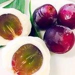 えびす屋餅本舗  - 料理写真:ぶどう大福