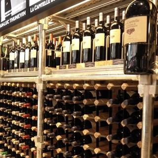 飲みたいワインがきっと見つかる!