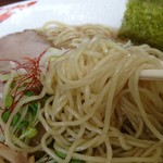 麺や ようか - 細麺