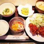 53888358 - 日替わり定食!!ヾ(o´∀`o)ノワァーィ♪