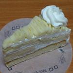 洋菓子の店 ロロ - 料理写真:スイートモンブラン370円(税込)