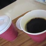 和楽園 - ホットコーヒー