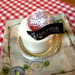 菓人KICHISE - 生チーズケーキ!