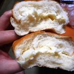 福田パン - ポテサラ好きっす、手切り(笑)