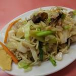 大新 - 肉野菜炒め