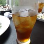 海鮮個室居酒屋 あら政 - ウーロン茶