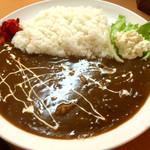 どんぶり専科 丼々屋 - カツカレー(大)