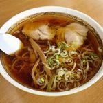りんさん - 醤油ラーメン(500円)