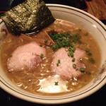駒沢 ひろの亭 - 醤油ラーメン