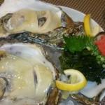 日本料理 空海 - 天然岩牡蠣