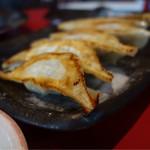 台湾料理 長楽 - 焼き餃子¥350-