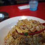 台湾料理 長楽 - パラリと程よい塩加減